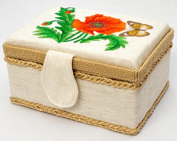 Шкатулка для вышивания